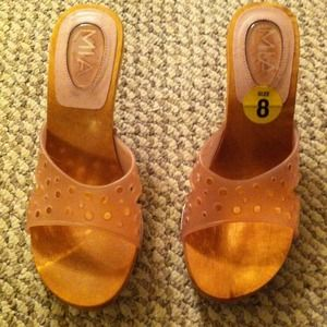 MIA Shoes - MIA Heels size 8