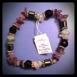 Jewelry - 👏TRADE with @tracy0815👏 Rose Qtz Bracelet