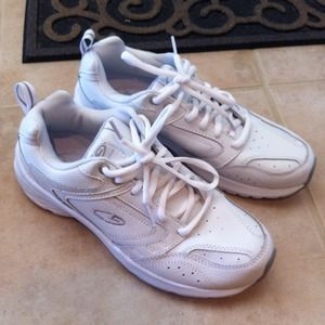 Shoes - Like new white athletic shoes