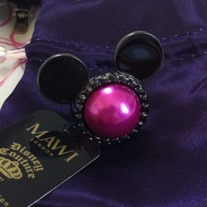 Jewelry - RESERVED @luckymama NEW Disney Couture Ring