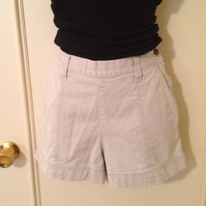 Abercrombie & Fitch Pants - Reserved myappiaAbercrombie side zip khaki shorts
