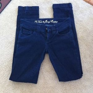 Juicy Couture Denim - RESERVED @wbjagich Dark Wash Juicy Couture jeans