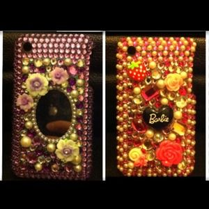 Accessories - *Bundle 2 Cases for iphone 3/3GS