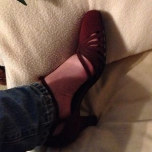 Laura Scott Shoes - Ladies shoes worn once to wedding