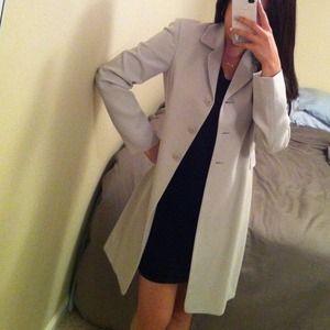 Mexx Jackets & Blazers - Mexx dove gray blazer coat