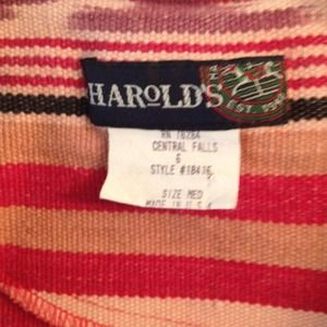 Harold's Skirts - Vest & Wrap a round full length skirt, woven knit