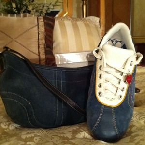 Coach Shoes - Coach bundle reserved for pinkdiva
