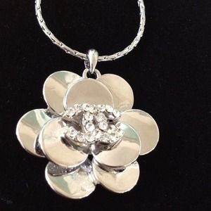 Accessories - Silver tone necklace
