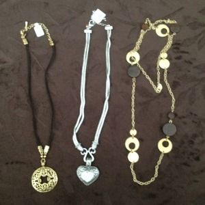 Jewelry - ❤SOLD to @cheybo - Bundle of Necklaces❤