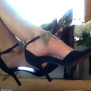Shoes, bracelet, snake clutch ,Earrings,necklace