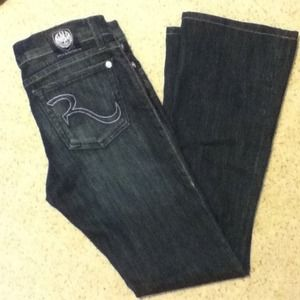 Rock & Republic Pants - (Rock & Republic) Denim Jeans