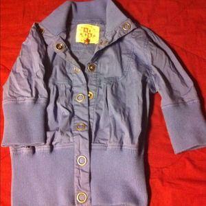 3/4 Sleeves Cute Jacket