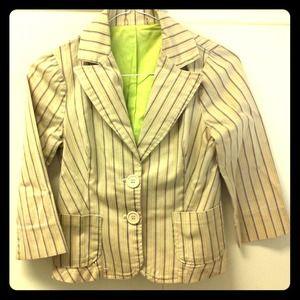 Spring/Summer 3/4 Blazer Jacket