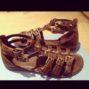 ALDO Shoes - Aldo Gladiator Flats