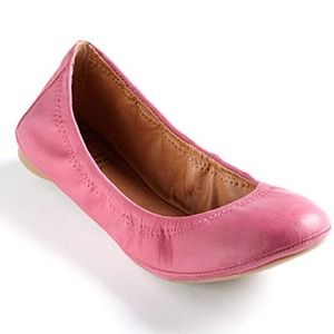 ReducedBrand new lucky brand leather ballet flat