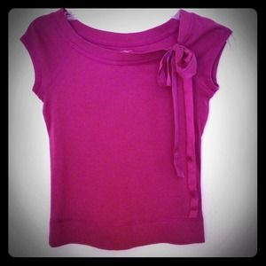Express Tops - 💝Purple shirt