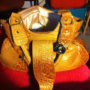 A handbag