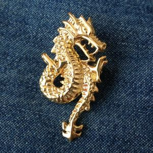 Jewelry - Vintage Dragon Pin