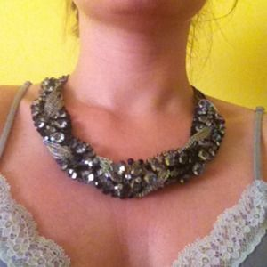Jewelry - REDUCED Three tone statement necklace 3