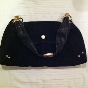 YSL leather handbag- Authentic