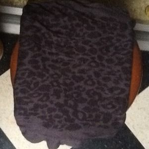 Juicy Couture Accessories - Juicy Couture Leopard Scarf