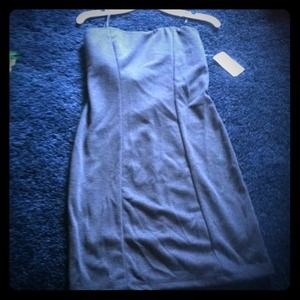 Forever 21 Dresses & Skirts - Reserved!NWT Gray bandage back forever 21 dress