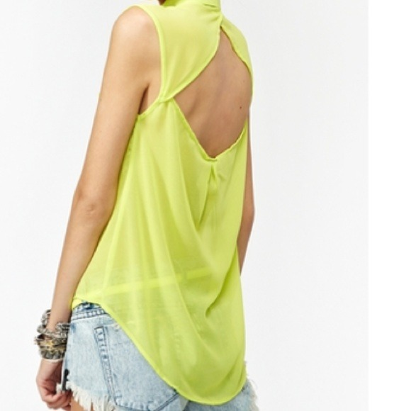 Tops - Sheer chiffon top - bundle listing 2