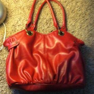 Nine West Handbags - Red nine west leather purse