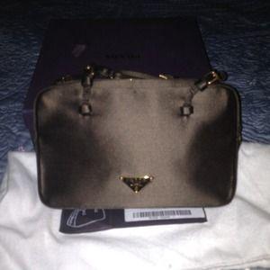 Black Prada evening bag on Poshmark