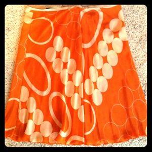 bebe Dresses & Skirts - SOLD🌻!bebe retro skirt😍