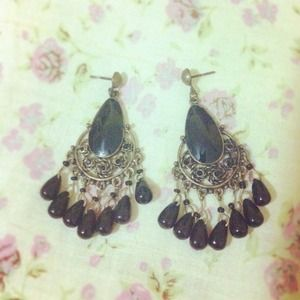 Jewelry - Bohemian chandelier earrings