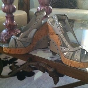 Valentino wedges