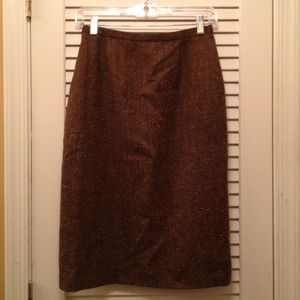 Vintage Dresses & Skirts - SOLD: Vintage Herringbone Pencil Skirt