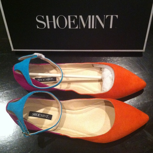 Shoemint  Shoes - Shoemint Hatttie 8.5 Multicolor NEW IN BOX 2