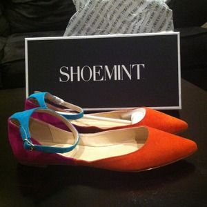 Shoemint  Shoes - Shoemint Hatttie 8.5 Multicolor NEW IN BOX 1