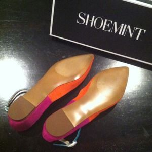 Shoemint  Shoes - Shoemint Hatttie 8.5 Multicolor NEW IN BOX 3