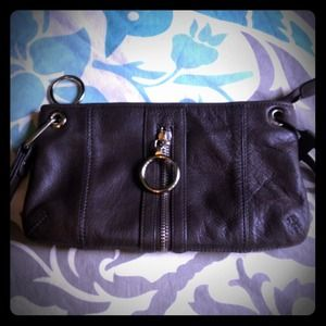 Via Spiga  Handbags - Via Spiaga Dark Brown Leather, A/X Belt, GAP tank