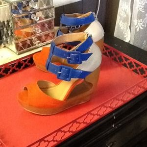 Shoes - Bundle for @siai9 Color block wedges