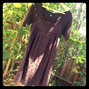 NWT Marc by Marc Jacobs silk dot dress