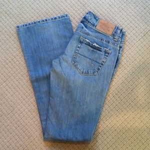 American Eagle Outfitters Denim - SOLD!! American Eagle Artist Cut Jeans