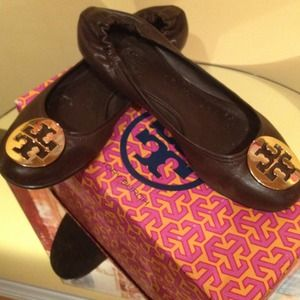 Tory Burch Shoes - SOLD🌟🌟🌟🌟Tory Burch Reva Flats