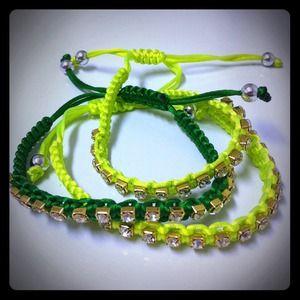 Jewelry - 💚Lucky One Bracelet💚
