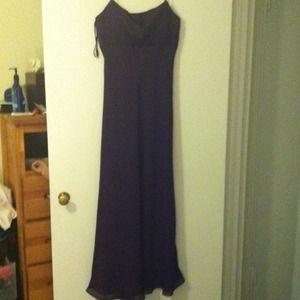 Michaelangelo brides maid/prom dress