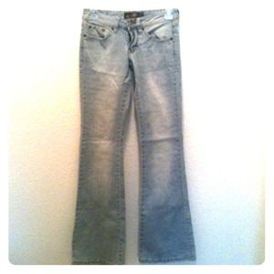 angels Denim - RESERVED! Almost new jeans size 1L & leggings