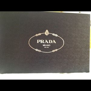 Prada Shoes - Prada wedge pump