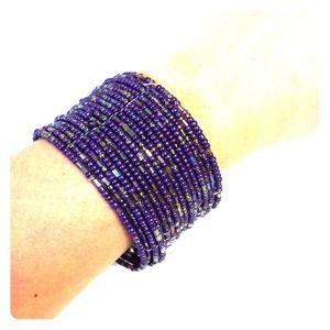 Jewelry - Beaded Bracelet💜