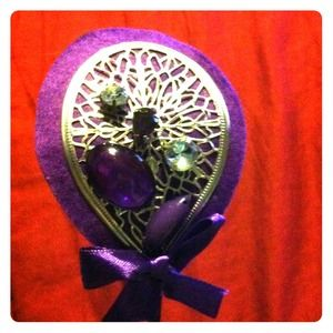 Accessories - Purple Dazzle Head band