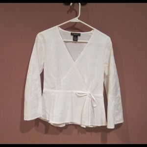 Tops - BRAND NEW - White Blouse