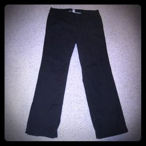 GAP - Almost New - Navy Blue Pants