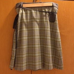 Dresses & Skirts - Cividini Italian wool skirt